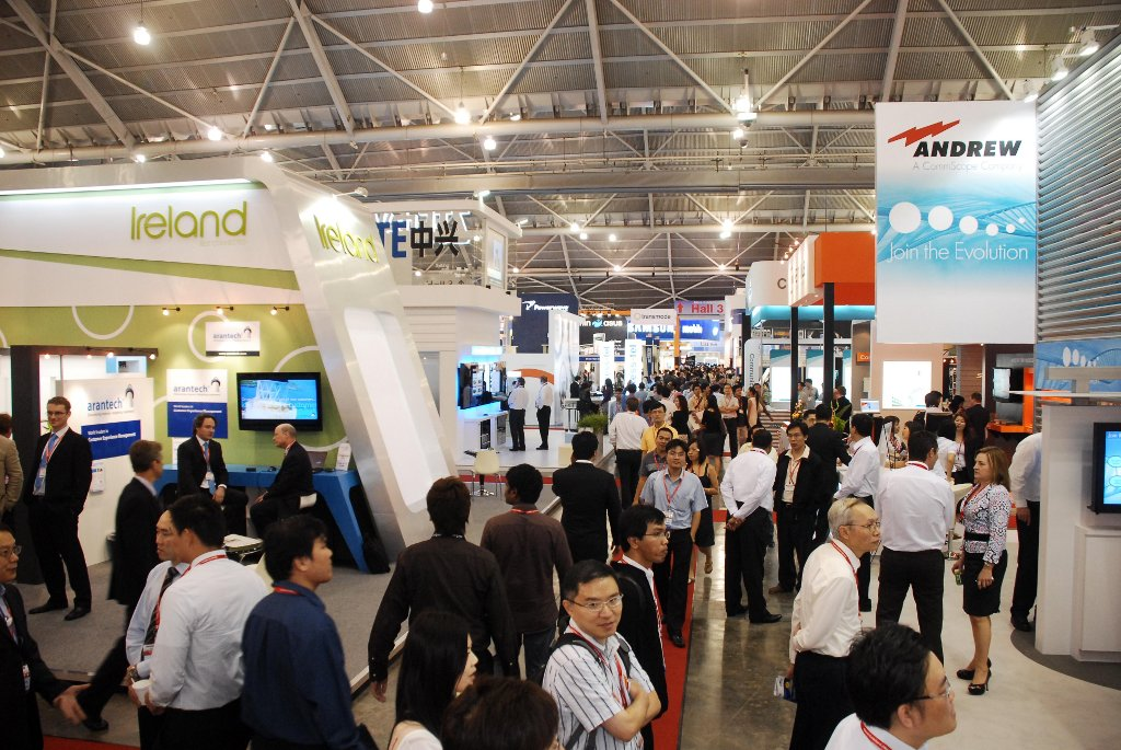 CommunicAsia 17-20 June, Singapore