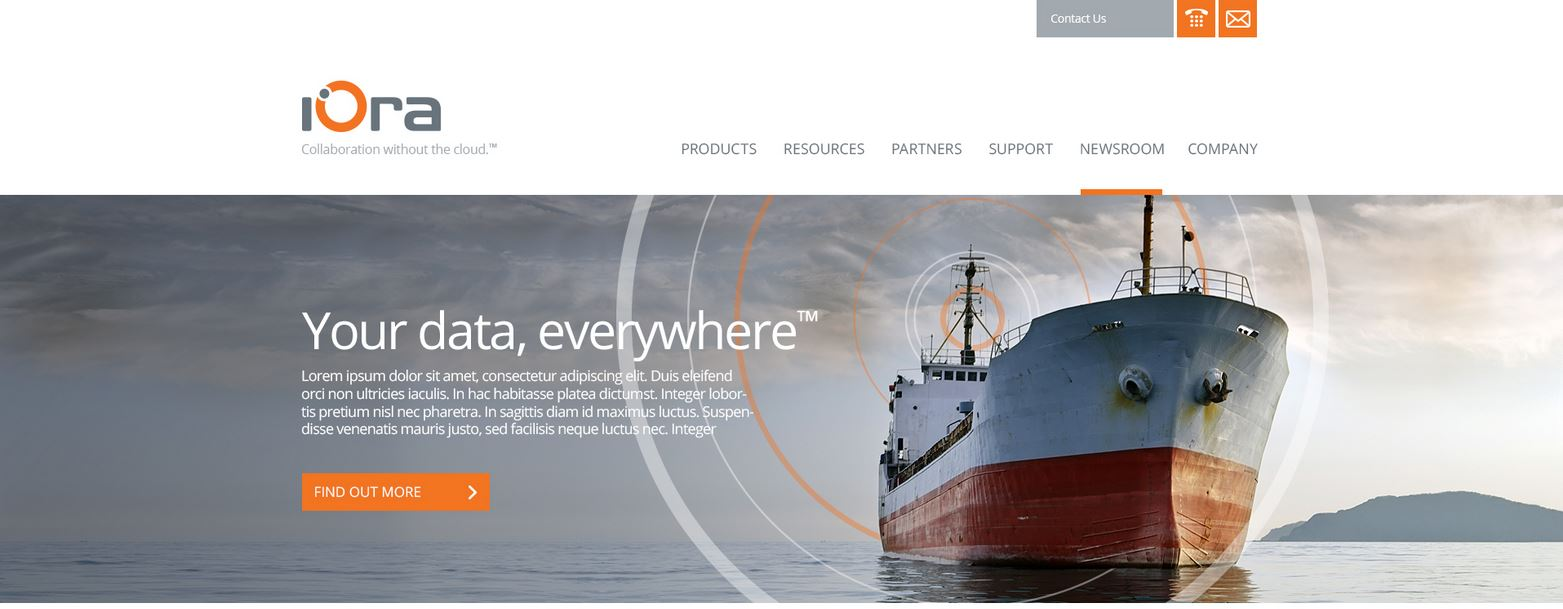 iOra continues its growth with a new website launch