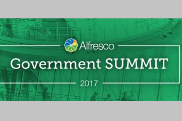 Click to view the Alfresco Government Summit: Washington DC event