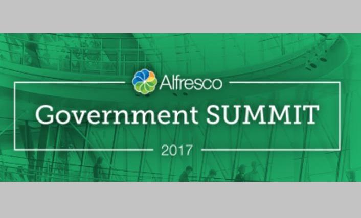 Case study on Alfresco Government Summit: Washington DC