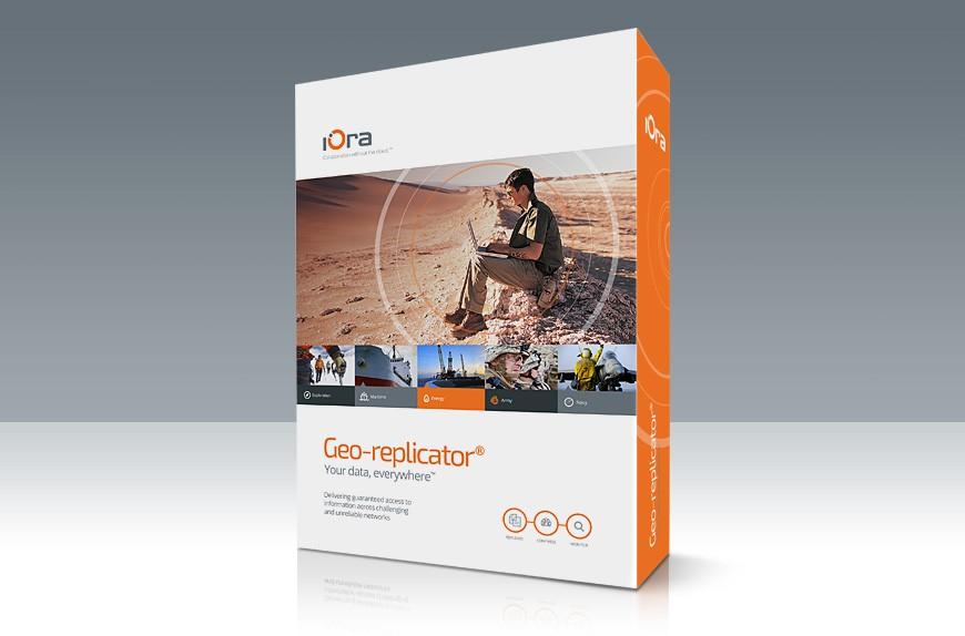Case study on iOra Geo-Replicator® Platform