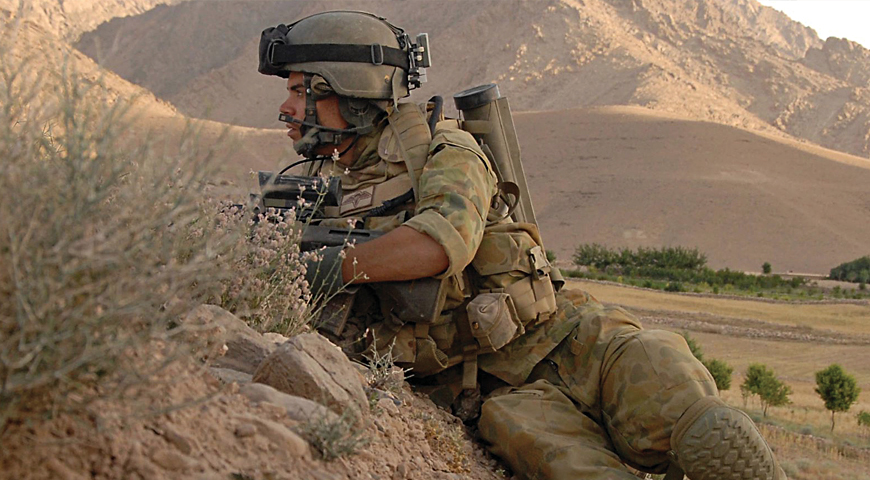 Case study on Australian Department of Defence