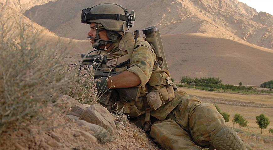 Geo-Replicator Case Study for Australian Department of Defence