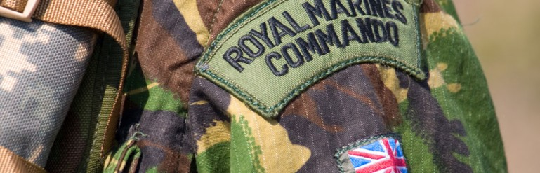 iOra software supporting the Royal Marines at the C Group Dinner